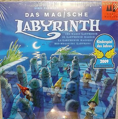 The Magic Labyrinth 3D Maze Board Game by Schmidt Spiele