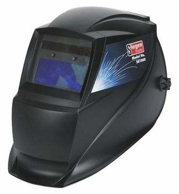 Sealey S01000 Solar Powered Auto Darkening Welding Helmet Shade MIG ARC New