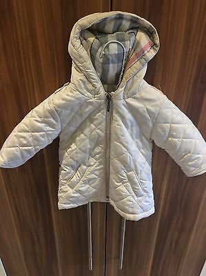 burberry Baby Coat