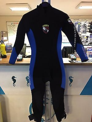 Body Glove 7mm Scuba Diving Wet Suit - Brand New