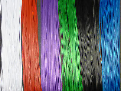 Pliable Craft Wire 20 cm long Approx  40 grams Purple Green Blue Red Black White