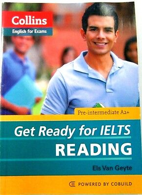 Collins English for Exams Get Ready for IELTS READING  PRE-INTERMEDIATE A2+  ELS