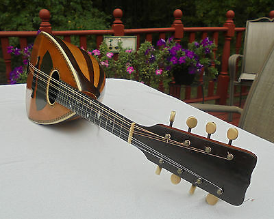 Vintage 1901 PLAYABLE REGAL MANDOLIN really great condition BEAUTIFUL TONE nice