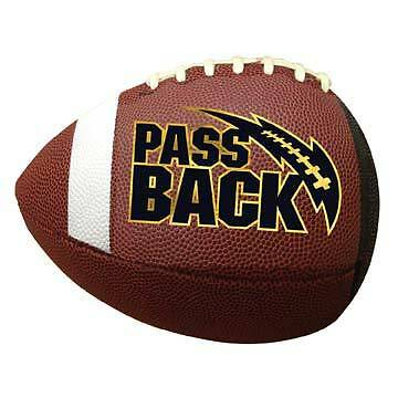 Passback Official Training American Football - Junior Size