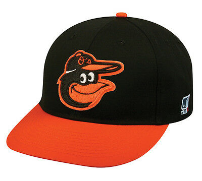 Baltimore Orioles MLB Baseball Adjustable Baseball hook/loop tape closure Cap