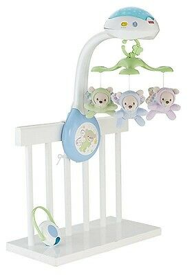 Fisher-Price Butterfly Dreams Projection Mobile Baby Child Learning Play NEW