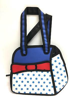 Rare 2-Dimensional Pop-Art Japanese Anime Lichtenstein Tote