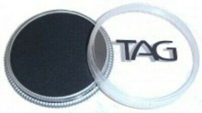 TAG Black [ Size : 32g ] Face and Body Paint Costume Makeup