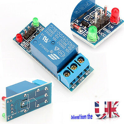 5V 1 One Channel Relay Module Low level for SCM Appliance Control For arduino