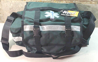 First Aid Medical Emergency EMS EMT Paramedic Gear Carry Bag