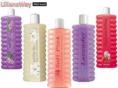 Avon 500Ml Bubble Bath~Various Fragrances~Reduced To Clear~Sales