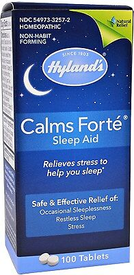 Calms Forte, Hyland's Homeopathic, 100 tablets