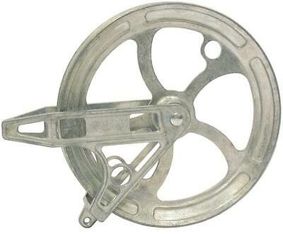 """Ben-Mor Strata 8"""" BALL BEARING METAL CLOTHESLINE PULLEY SUPER HEAVY DUTY CY78800"""