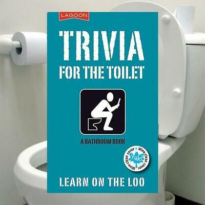 Trivia On The Toilet | book story funny bathroom humour activity trivia