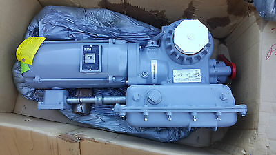 EIM 5 HP Electric Valve Actuator 9C2/43FC-L SLSM-3 3 Phase 230/460V