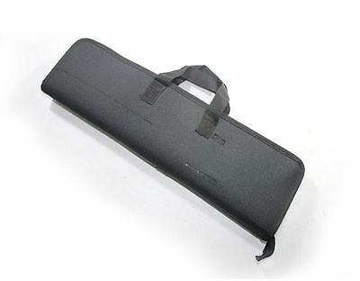 """5-Pocket 17.5"""" Portable Knife Carry Case Bag Zipped with a Grip NEW"""