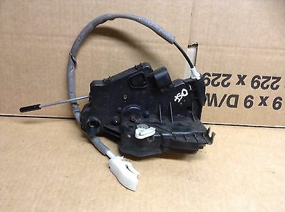 Bmw E46 3-Series Saloon (99-04) Drivers Front Door Catch Central Locking Module