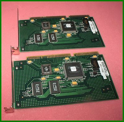 Lot of 2 Cisco SCPOLARISFLISA1 SMART PF050800 Rev E7 ISA Card