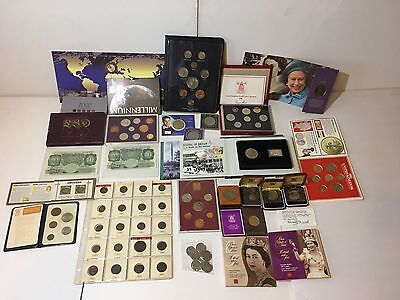 British Coin Collection, 2003 SILVER £5, 1951 - 2001 Festival Of Britain ect