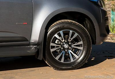 """New 2015 Holden Colorado 7"""" Wheel(No Tyres) Finished In Machined/arsenal Grey"""