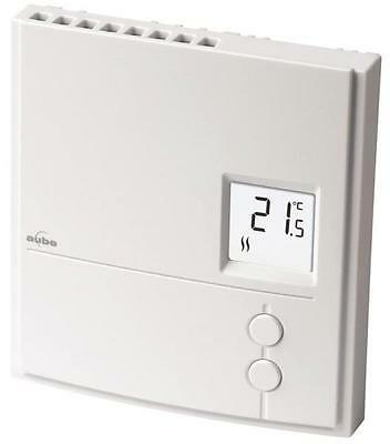 Honeywell Aube TH109PLUS NONPROGRAMMABLE THERMOSTAT FOR ELECTRIC HEATING