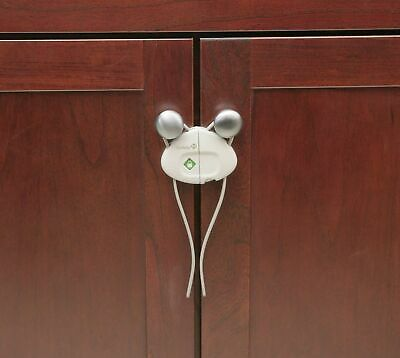 Safety 1st Side by side kitchen cabinet lock - baby, infant & toddler childproof
