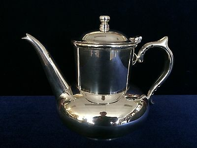 Robur Coffee Pot Made By Challenge EPNS Silver