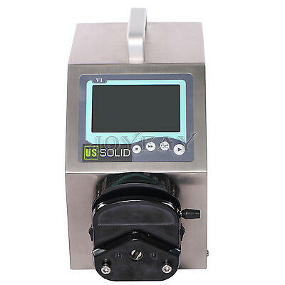 Peristaltic Pump Flow Type 0.007 - 570 ml/min per Channel 4 Channel U.S. Solid