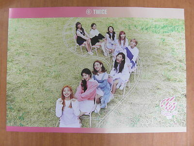 TWICE - 3rd Mini TWICEcoaster : LANE 1 (Ver. A) [OFFICIAL] POSTER K-POP *NEW*