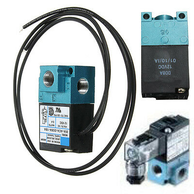 3 Port Electronic Boost Control Solenoid Valve DC12V 5.4W 35A-AAA-DDBA-1BA
