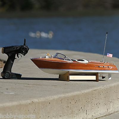 Pro Boat Volere 22 EP 2.4Ghz RTR V2 W/ Battery/Charger Reverse ESC PRB3050B