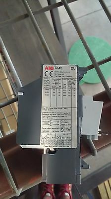 Ta42Du42 Abb Thermal Overload Relay