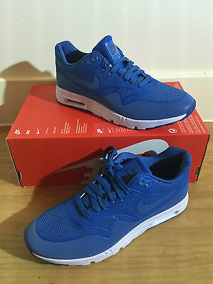 Nike Air Max 1 Ultra Moire Trainers size 6 UK