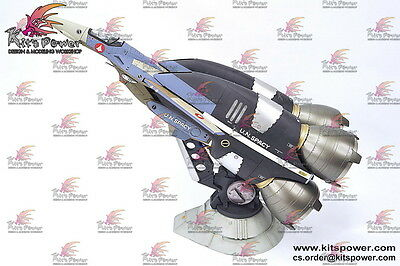 1/72 VF-1 Booster with stand (Macross)