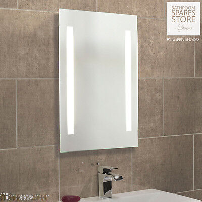 Roper Rhodes Apollo Backlit LED Illuminated Bathroom Mirror - TR2001