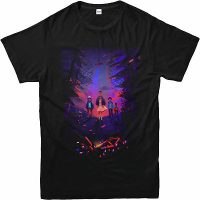 Stranger Things T-Shirt, Woods Helicopter T-Shirt, Inspired Design Top (STWH)