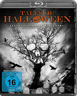 Tales of Halloween NEW Cult Blu-Ray Disc Darren Lynn Bousman Axelle Carolyn