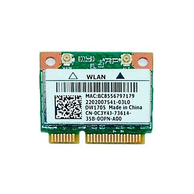 Qualcomm Atheros QCWB335 Windows 10 QCA9565 WLAN + Bluetooth 4.0 Mini PCIe