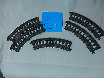 Thomas the Train Track Master Shipwreck Rails Replacement Part CL