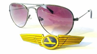 TOP GUN PILOT BABY TODDLER BOYS GIRLS ages 0-3 AVIATOR SUNGLASSES A3