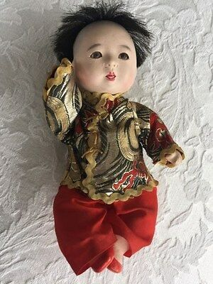 Japanese Composition Baby Doll, Original Clothes
