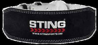 Sting Eco Leather Lifting Belt 6Inch