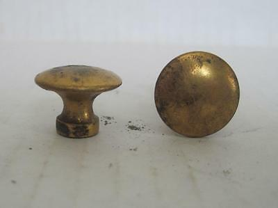 Lot of 2 Antique Phonograph Knobs Vintage Cabinet Pulls Phonograph Parts (#91)