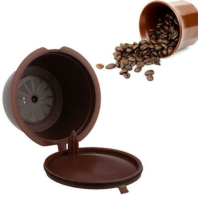 Hot Reusable Capsule Filling Pod Coffee Capsule K-cups For Nescafe Dolce Gusto