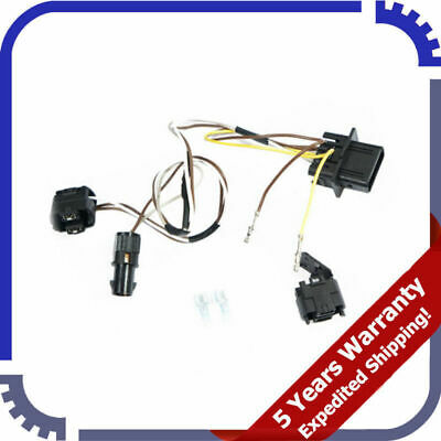 HEADLIGHT WIRE WIRING Harness Connector For 98-03 Mercedes ... on