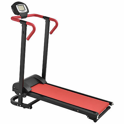 [in.tec] Méchanique tapis roulant +LCD-Display Appareil de fitness pliable