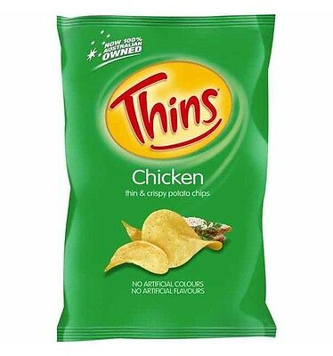 Thins Chicken 45g x 18