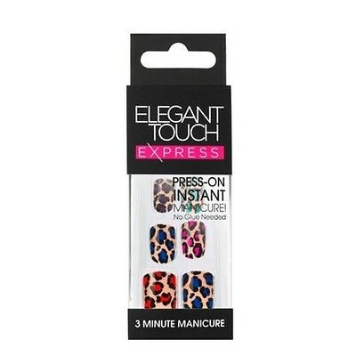 Elegant Touch express faux ongles - tendance léopard (24 ongles)