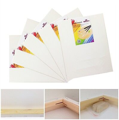 Blank Artist Canvas Bulk Lots Wholesale Various Size Value Buy Painting Tool