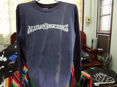 Allman Brothers Band Shades of Two Worlds Tour Concert t shirt Vintage 90s sz. M